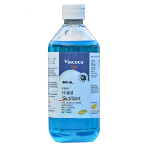 Vircoco 500ml-Hand-Sanitizer