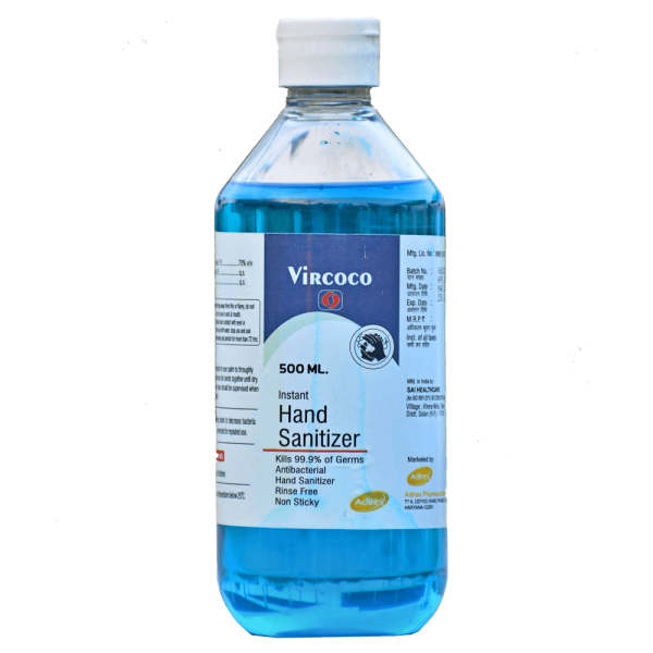 Vircoco 500ml-Hand-Sanitizer